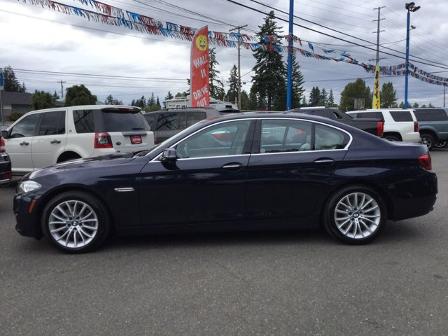 Used 2015 BMW 5 Series 4dr Sdn 528i xDrive AWD