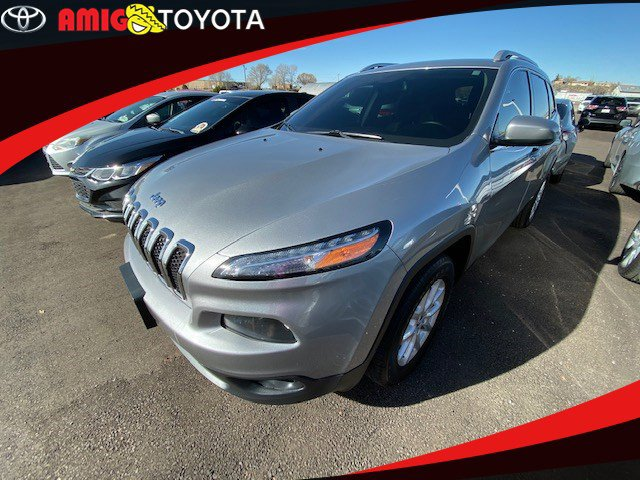 Used 2016 Jeep Cherokee in Gallup, NM