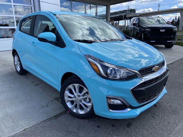 2022 Chevrolet Spark 1LT 4dr HB CVT 1LT 1.4L [0]