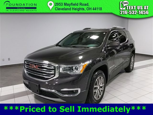 Used 2018 GMC Acadia in Cleveland Heights, OH