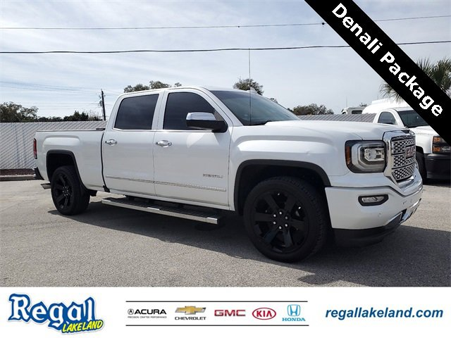 Used 2017 GMC Sierra 1500 in Lakeland, FL