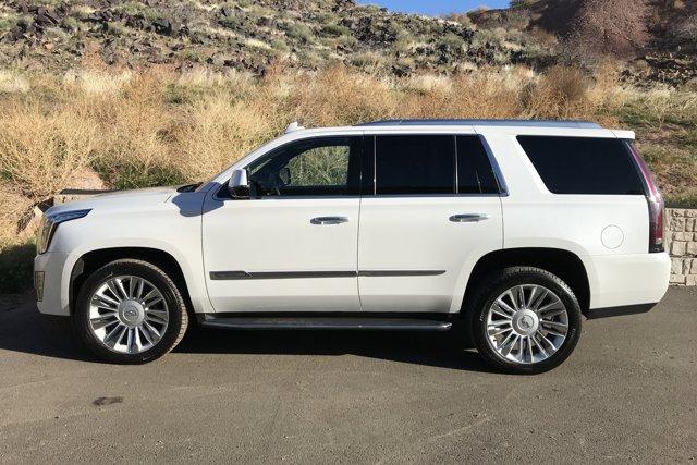 Used 2016 Cadillac Escalade Platinum