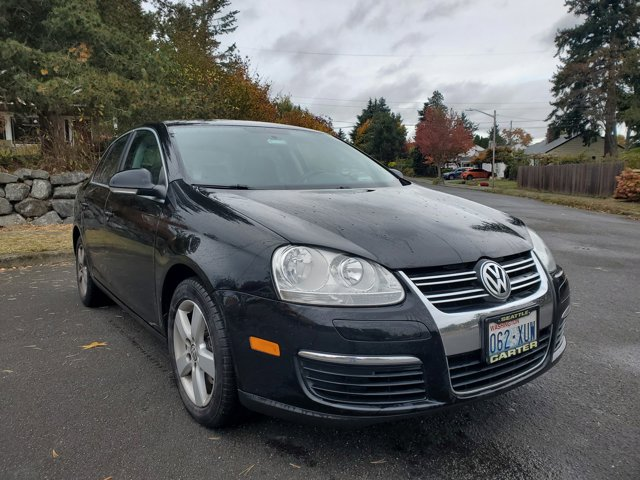 Used 2008 Volkswagen Jetta Sedan 4dr Man SE