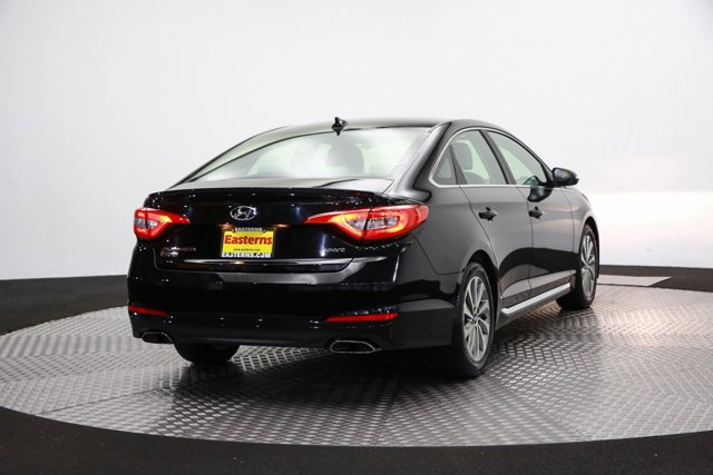2017 Hyundai Sonata for sale 123411 4