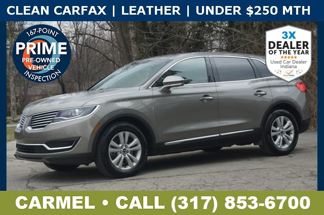 Used 2016 Lincoln MKX in Indianapolis, IN
