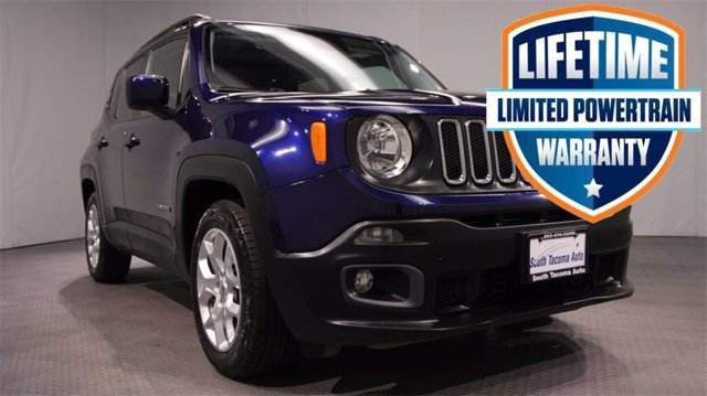 Used 2016 Jeep Renegade in Tacoma, WA