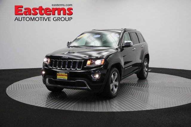 2016 Jeep Grand Cherokee Limited Sport Utility