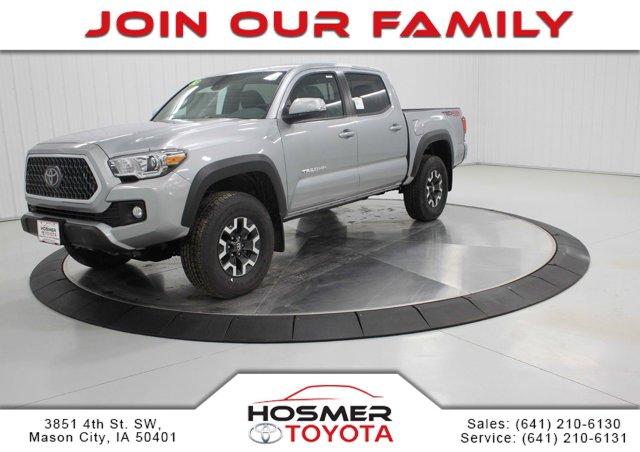 New 2019 Toyota Tacoma in Mason City, IA