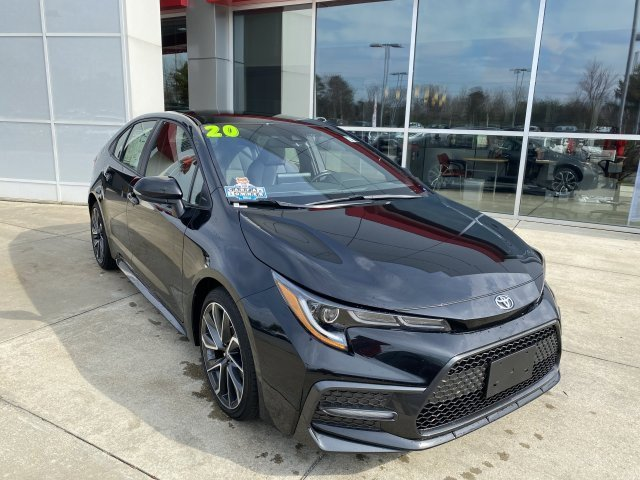 Used 2020 Toyota Corolla in Lexington Park, MD