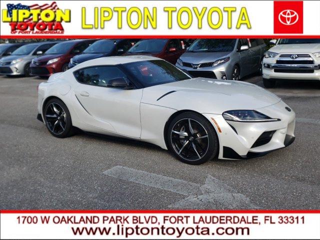 New 2020 Toyota GR Supra in Ft. Lauderdale, FL