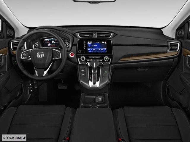 New 2017 Honda CR-V EX 2WD