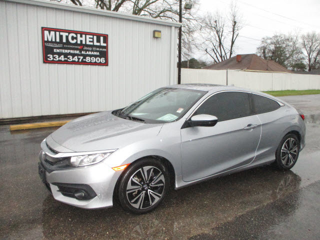 Used 2016 Honda Civic Coupe in Dothan & Enterprise, AL