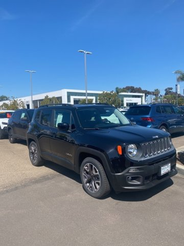 Used 2015 Jeep Renegade in San Diego, CA