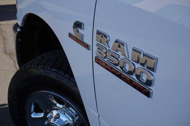 Used 2018 Ram 3500 SLT 4x4 Crew Cab 8' Box