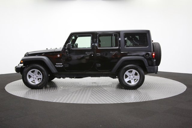2016 Jeep Wrangler Unlimited for sale 124726 55