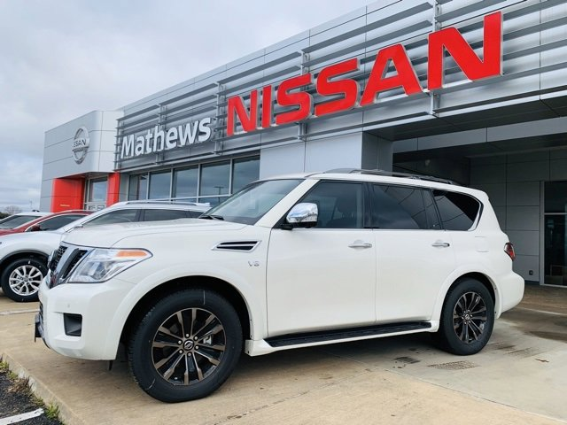 New 2019 Nissan Armada in Paris, TX