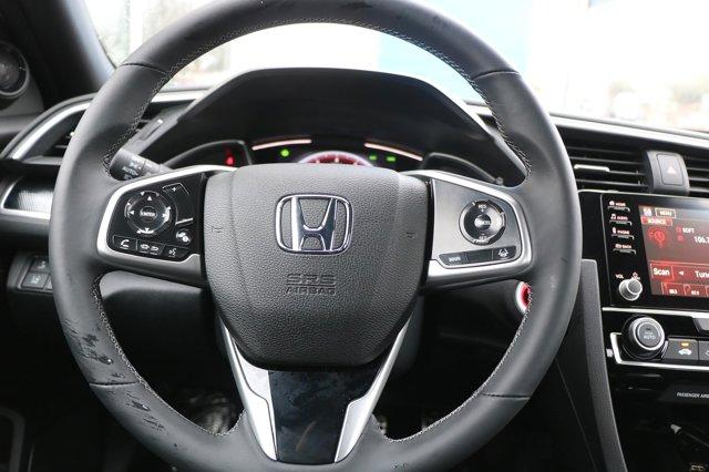 New 2020 Honda Civic Sedan Sport Manual