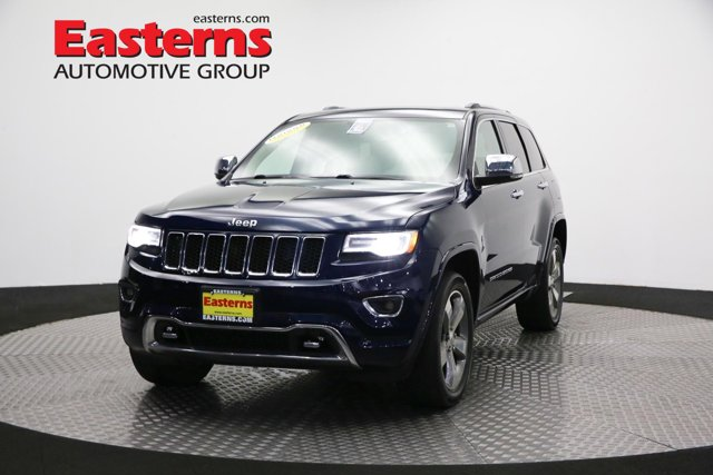 2016 Jeep Grand Cherokee for sale 124181 0