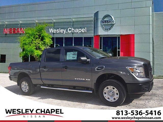 New 2019 Nissan Titan XD in Wesley Chapel, FL
