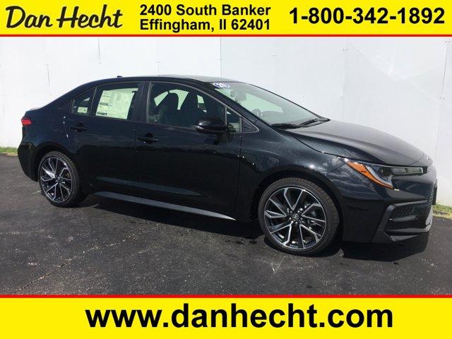 New 2020 Toyota Corolla in Effingham, IL