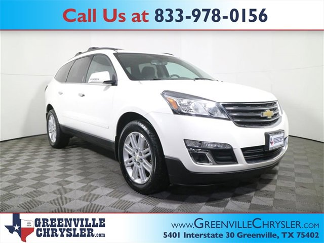 Used 2015 Chevrolet Traverse in Greenville, TX