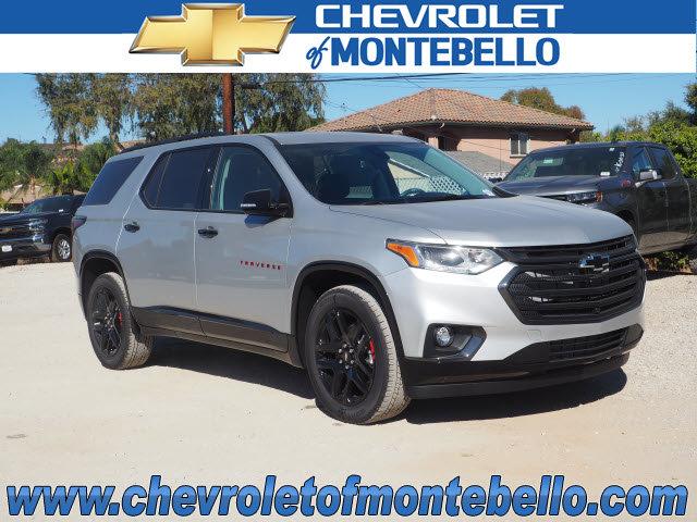 2021 Chevrolet Traverse Premier FWD 4dr Premier Gas V6 3.6L/217 [4]
