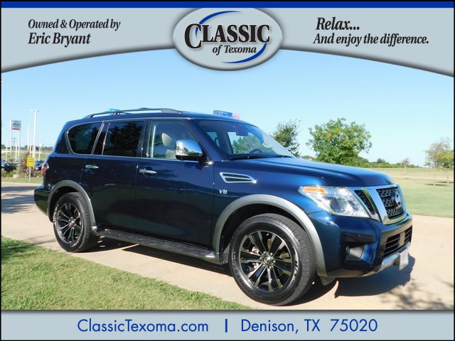 Used 2018 Nissan Armada in Denison, TX