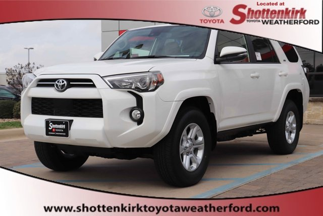 New 2020 Toyota 4Runner in Granbury, TX