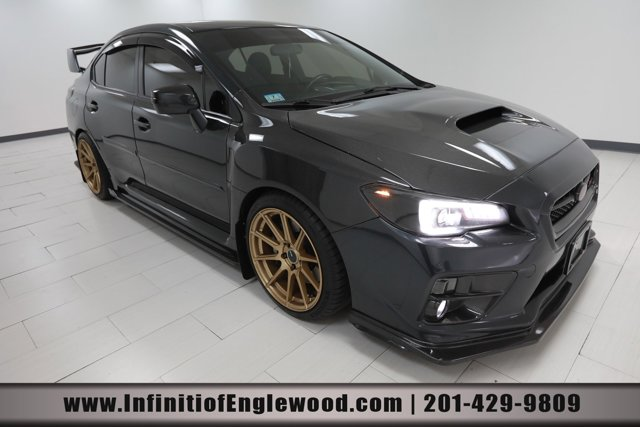 2016 Subaru WRX STI Limited 4dr Sdn Limited w/Wing Spoiler Intercooled Turbo Premium Unleaded H-4 2.5 L/150 [6]