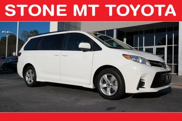 Used 2020 Toyota Sienna in Lilburn, GA