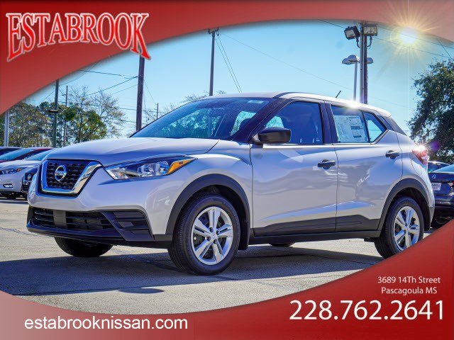New 2020 Nissan Kicks in Pascagoula, MS