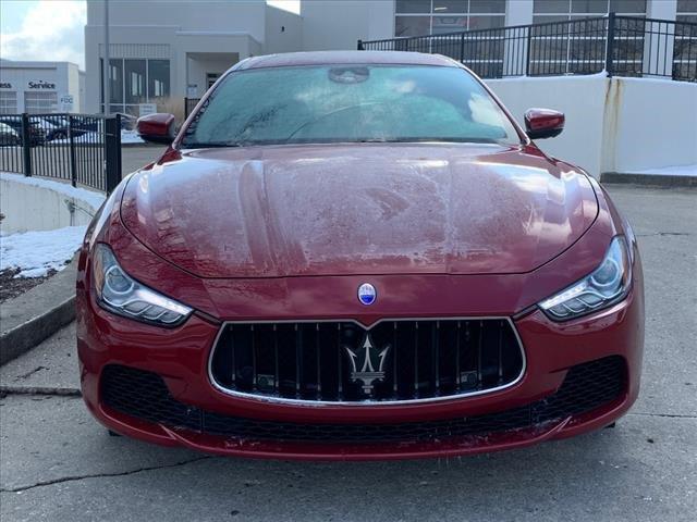 2017 Maserati Ghibli S Q4 5