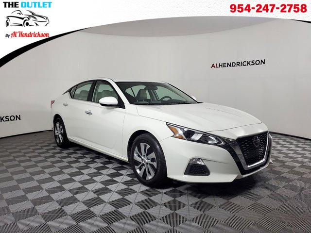 Used 2019 Nissan Altima in Coconut Creek, FL