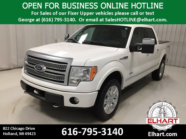 Used 2012 Ford F-150 in Holland, MI