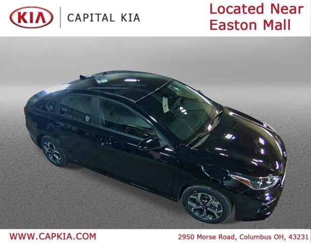 New 2020 KIA Forte in Columbus, OH