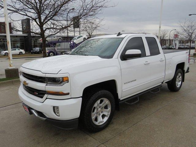 Used 2016 Chevrolet Silverado 1500 in Akron, OH