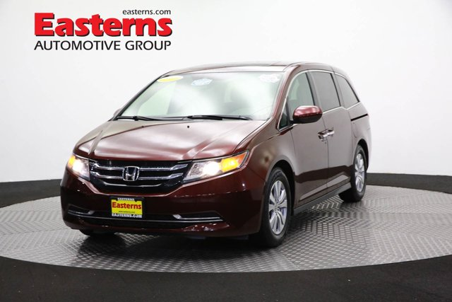 2016 Honda Odyssey EX-L Entertainment Mini-van, Passenger