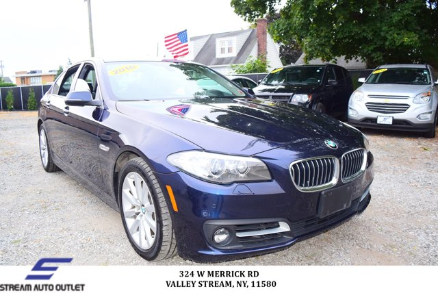 Used 2016 BMW 5 Series in Valley Stream, NY