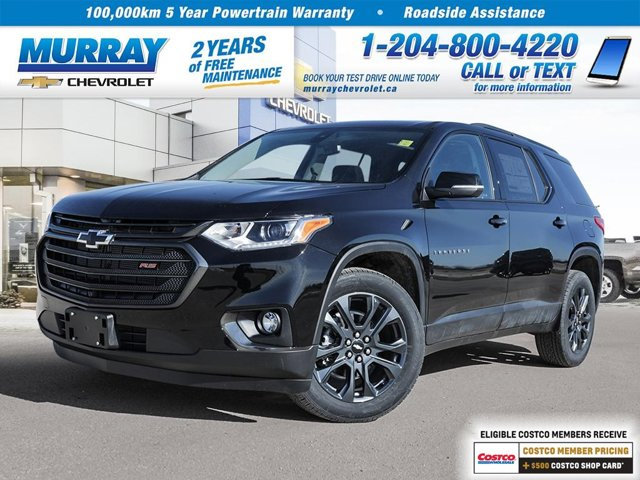 2021 Chevrolet Traverse RS AWD 4dr RS Gas V6 3.6L/ [8]
