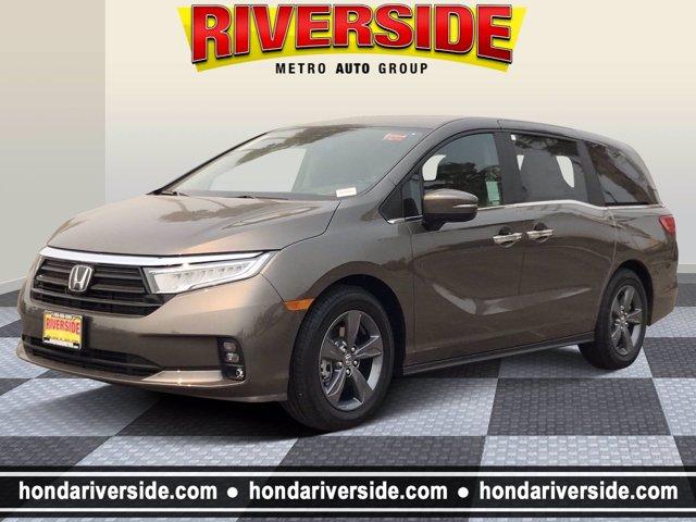 2021 Honda Odyssey EX EX Auto Regular Unleaded V-6 3.5 L/212 [1]