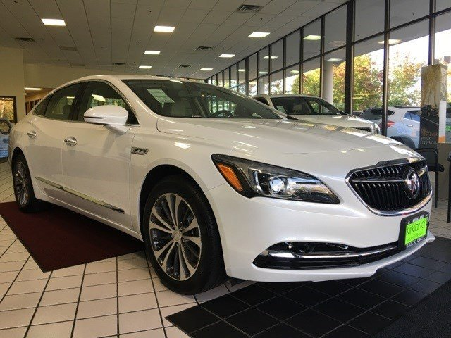 New 2017 Buick LaCrosse 4dr Sdn Preferred FWD