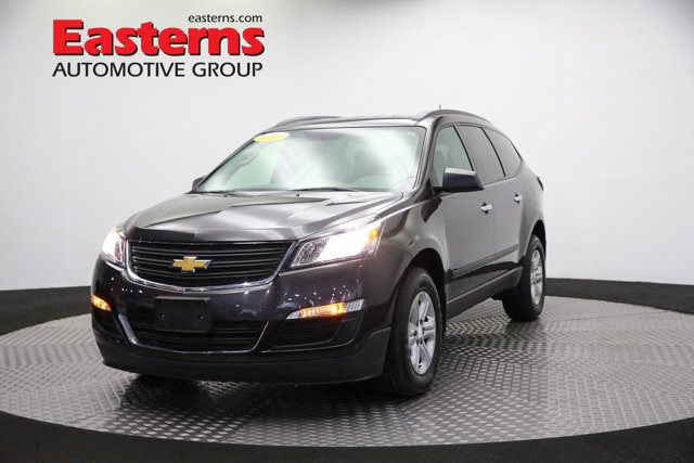 2017 Chevrolet Traverse for sale 123243 0