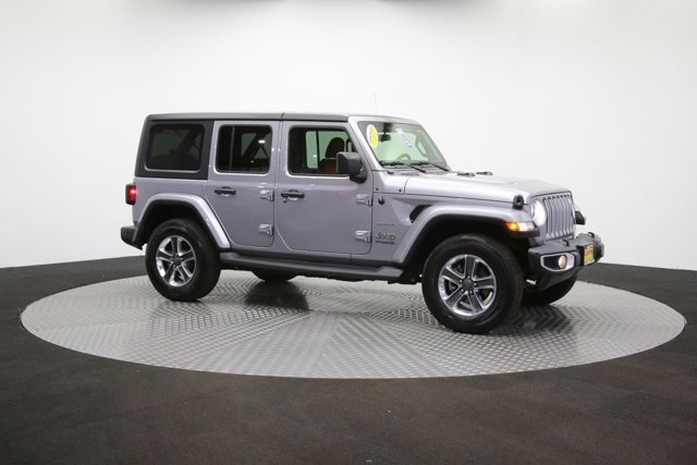 2019 Jeep Wrangler Unlimited for sale 124234 42