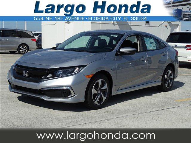 New 2020 Honda Civic Sedan in Florida City, FL