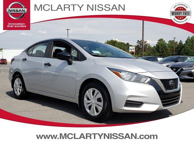 New 2020 Nissan Versa in Little Rock, AR