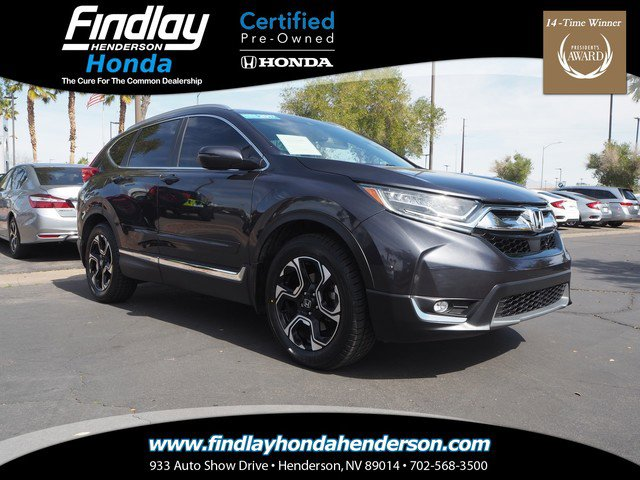 Used 2017 Honda CR-V in Las Vegas, NV