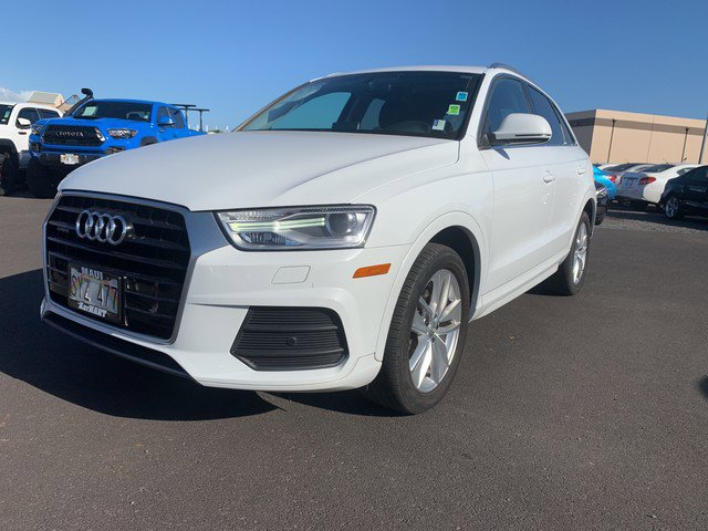 Used 2017 Audi Q3 in Kihei, HI