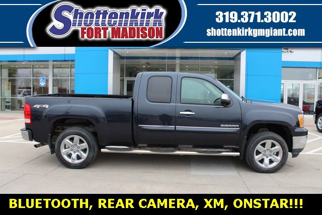Used 2013 GMC Sierra 1500 in Fort Madison, IA
