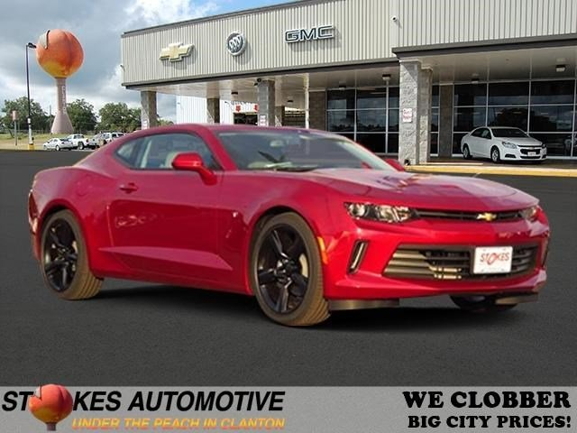 New 2017 Chevrolet Camaro in Clanton, AL