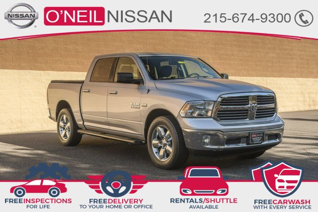2015 Ram 1500 Big Horn 4WD Crew Cab 140.5″ Big Horn Regular Unleaded V-8 5.7 L/345 [2]